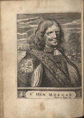 Bucaniers of America  - Henry Morgan