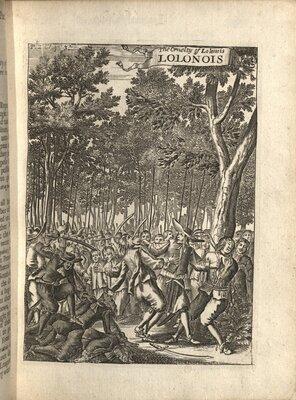 Bucaniers of America  - Cruelty of Lolonois