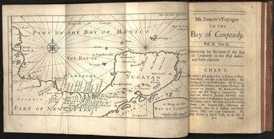 Voyages and Descriptions… Vol. II - Bay of Campeachy