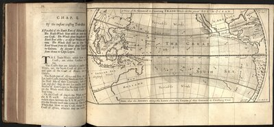 Voyages and Descriptions… Vol. II - A View of the General & Coasting Trade-Winds in the great South Ocean