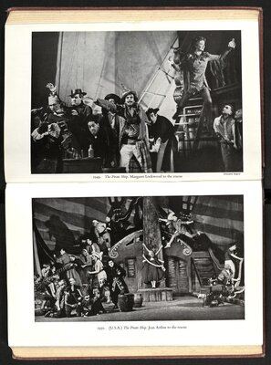Fifty Years of Peter Pan - The Pirate Ship