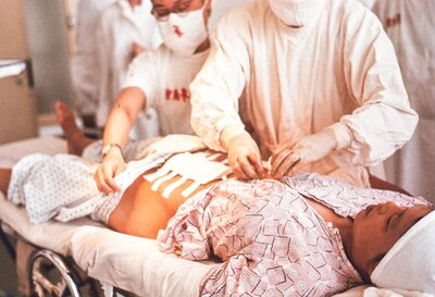 A Surgery of Acupuncture Anesthesia
